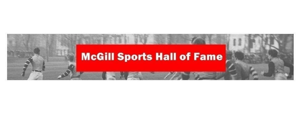 McGill Sports Hall of Fame