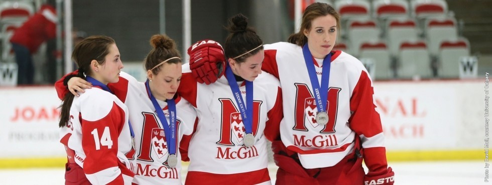 Martlets pause for reflection on what could have been after receiving CIS silver medal
